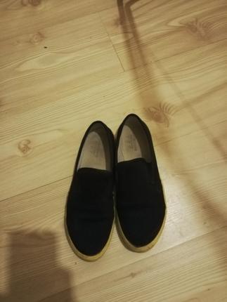 Collezione siyah bez ayakkabı