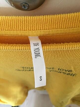 s Beden çeşitli Renk Defacto sweatshirt