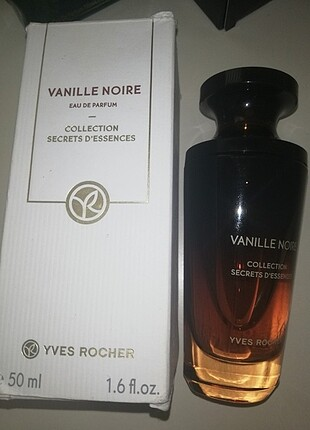 Yves Rocher vanille Noire
