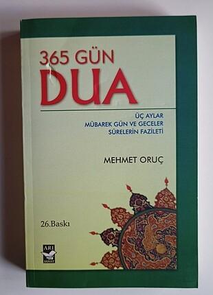 365 Gün Dua Mehmet Oruç