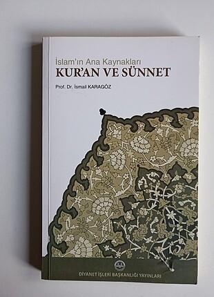 Kuran ve Sünnet İsmail Karagöz