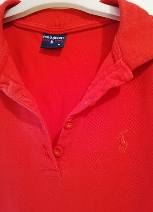 U.S Polo Assn. Kırmızı tişört