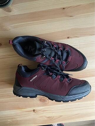 Kinetix Bordo Outdoor Ayakkabı