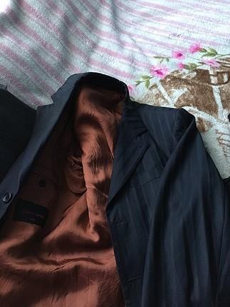 44 Beden gri Renk sık ceket