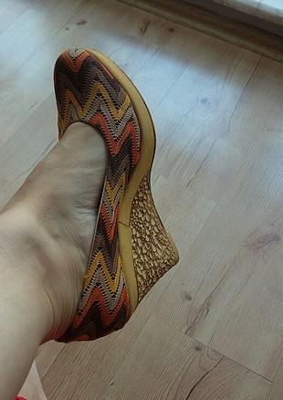 orantik ayakkabi