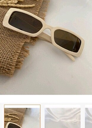 Vintage güneş gözlüğü