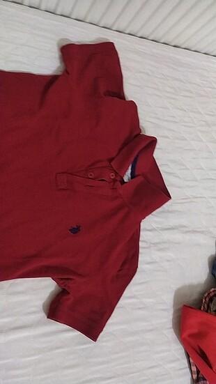 U.S Polo Assn. Bayan polo tişört
