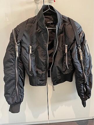 Vatkalı bomber ceket