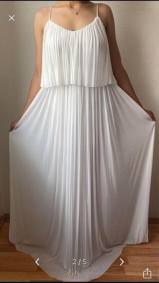 Mango Mango beyaz elbise