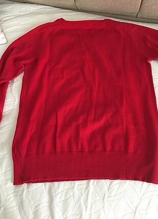Koton kırmızı kazak