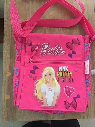 Orijinal barbie çocuk çantası