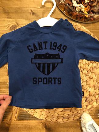 Gant bebek tişört 3-6