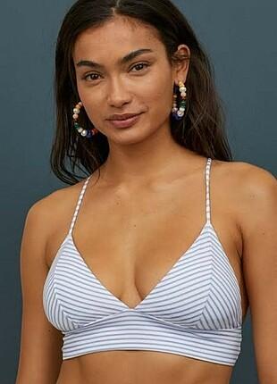 H&M H&M marka 38 beden bikini takımı etiketli