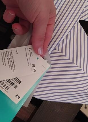 38 Beden H&M marka 38 beden bikini takımı etiketli