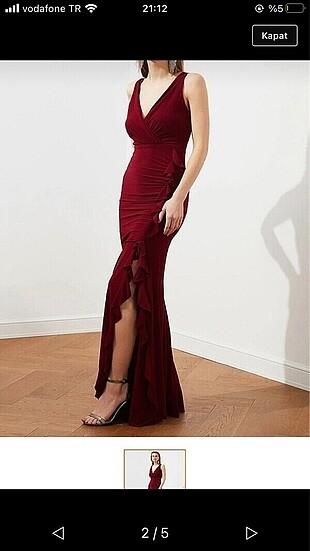 Trendyol & Milla Abiye elbise