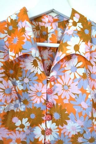 m Beden çeşitli Renk vintage elbise