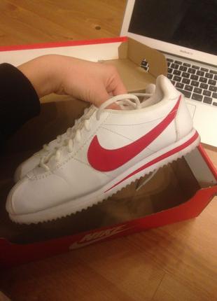 new arrival 0db83 f5139 Nike Cortez 36,5 Numara 2-3 Kez Giyildi Nike Spor Ayakkabı ...