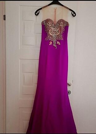 Alfa beta taşli elbise