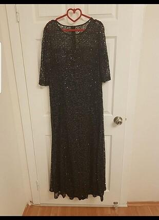 Ekol 46 beden abiye elbise