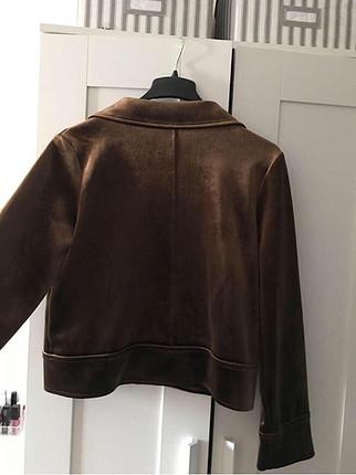Zara Zara kadife ceket