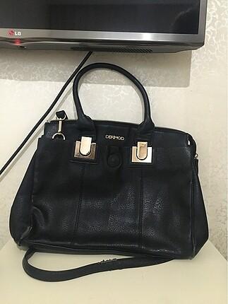 Derimod siyah çanta