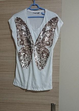 payetli bluz
