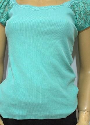 Mint Yeşili T-shirt