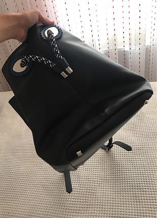 universal Beden siyah Renk Zara TRF sırf çantası