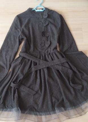 Vintage Tarzı Cici Elbise