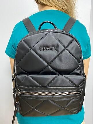 Beymen sırt çanta