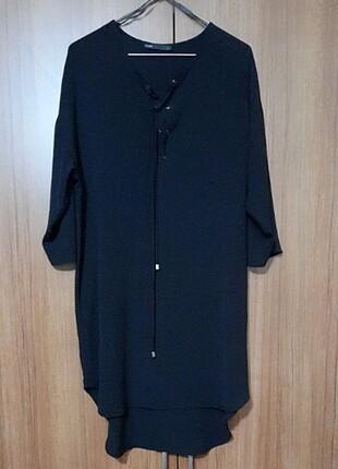 Batik kısa elbise