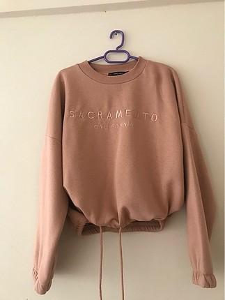 Yumuşacık sweatshirt