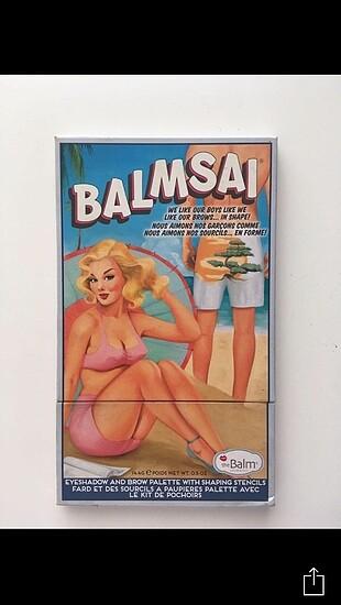 The balm far paleti
