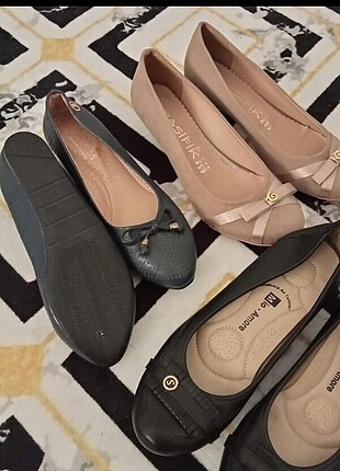 Bayan babet ayakkabı