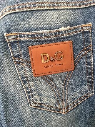 D&G kot pantolon