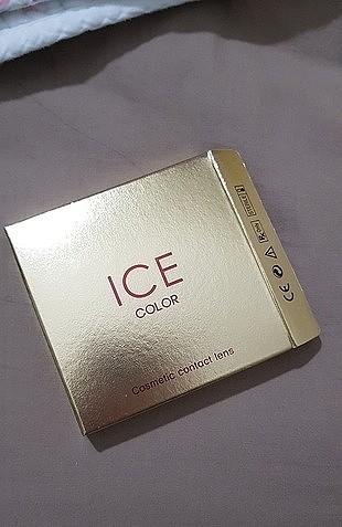 Ice Color Lens