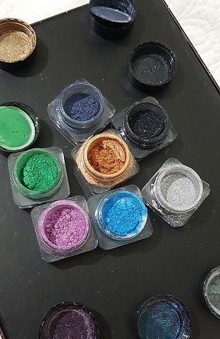 Toz Pigment