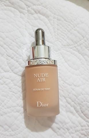 Dior Air Nude Fondoten