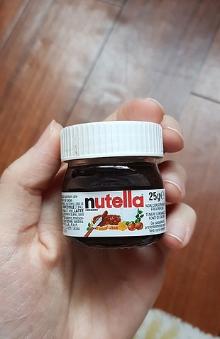 Nutella Dudak Kremi