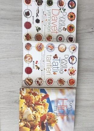 Klasörler de yemek kitabı