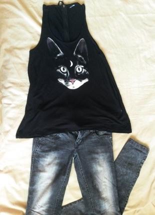 T shirt -pantolon kombin / street tarz