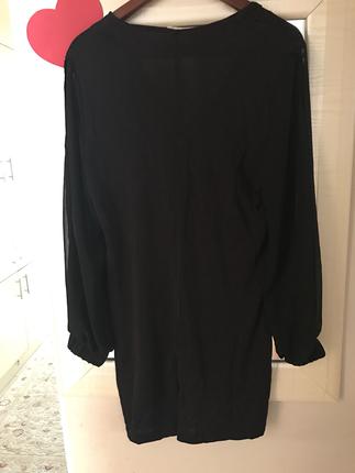 HM Sifon kol elbise