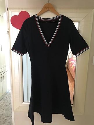 Marin Stil Elbise