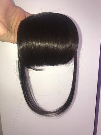 Çıtçıtlı Kahkül Peruk Saç