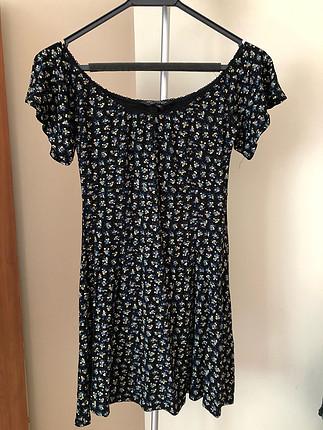 Yazlık mini elbise