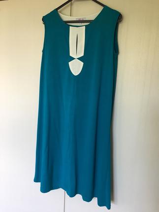 Mehtap Elaidi orijinal elbise