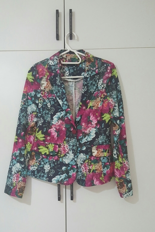 batik yazlık ceket