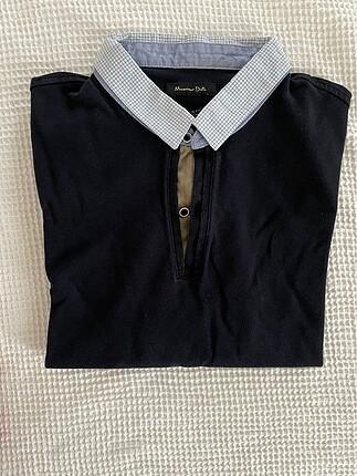 Erkek Massimo Dutti Orjinal Polo Yaka Tshirt