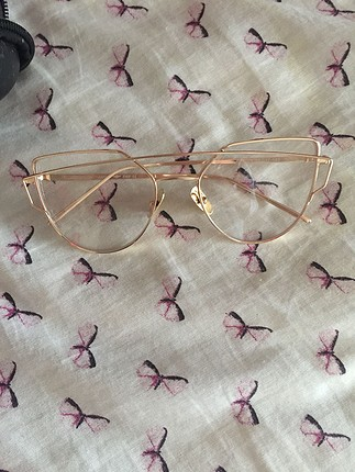 Retro gözlük