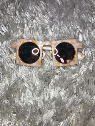 Vintage Love Kare güneş gözlüğü